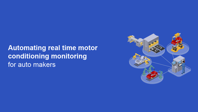 Explore OMRON's real-time motor condition monitoring solutions and their effectiveness in reducing downtime and production losses