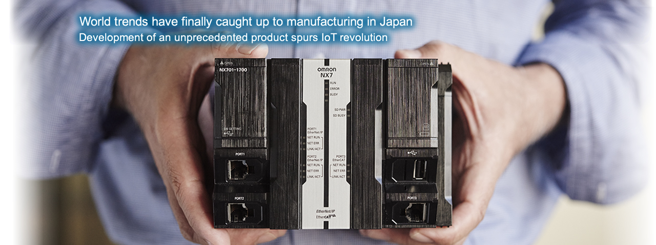 World trends have finally caught up to manufacturing in Japan